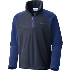Columbia Glacial Half Zip Pullover Boys, collegiate navy/super blue